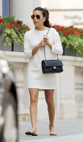 Elegant By Nature Eva Longoria Chic Successful